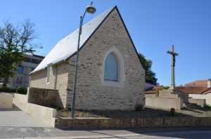 Chapelle Saint-Michel extérieur