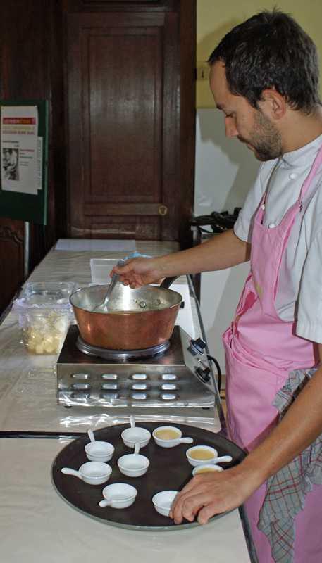 Muscadétours : le beurre blanc fait saliver les gourmands ...